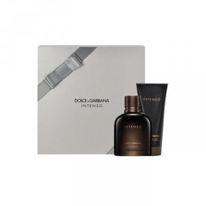 Dolce & Gabbana Intenso Pour Homme Eau De Parfum 75ml Set 2 Parti