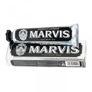 Marvis Amarelli Licorice Dentifricio 85ml