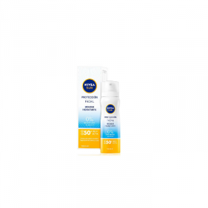 Nivea UV Face Moisture Mousse SPF50 50ml