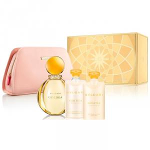 Bvlgari Goldea Eau De Parfum Spray 90ml Set 4 Parti 2018