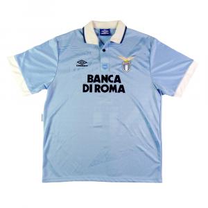 1993-95 Lazio Maglia Home XL  (Top)