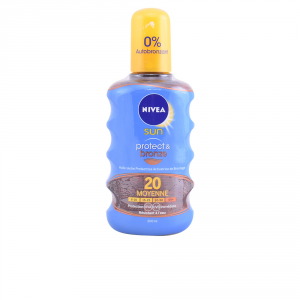Nivea Protect & Bronze Tan Activating Protecting Sun Oil SPF20 300ml