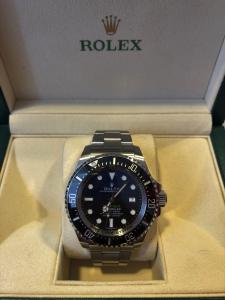 Orologio secondo polso Rolex Sea- Dweller Deepsea