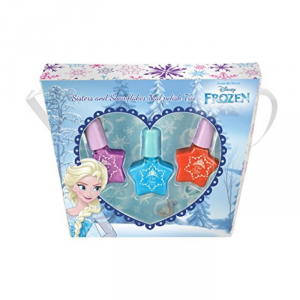 Disney Frozen Sisters & Snowflakes Nail Treat Set