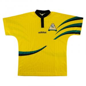 1996-98 Australia Maglia Home L