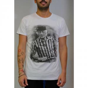 T-shirt Avvocato Agnelli b&w