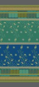 Bassetti Granfoulard telo arredo BERNINA copridivano 180x270 v2