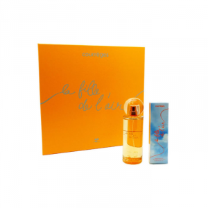 Courreges La Fille De L'Air Eau De Parfum Spray 90ml Set 2 Parti 2018