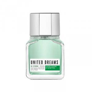 Benetton United Dreams Be Strong Man Eau De Toilette Spray 60ml