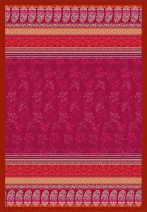 Bassetti Granfoulard Plaid Coperta MONTE ROSA v1 180x250 rosso