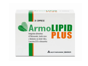 Armolipid Plus 30 compresse