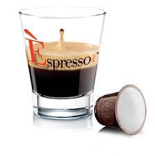 50 Capsule caffè Vergnano gusto Napoli - Compatibili NESPRESSO