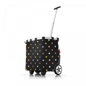 Reisenthel - Carrycruiser - Trolley da spesa multicolore dots cod. OE7009