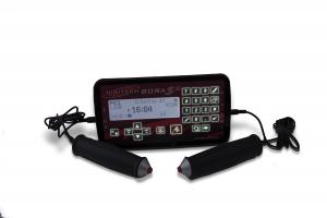 Bora S² - Cronometro con doppi ingressi per gare di regolarità