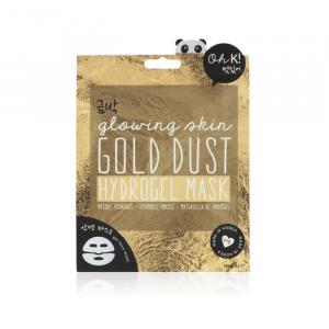 Oh K! Hydrogel Mask Gold Dust Glowing Skin