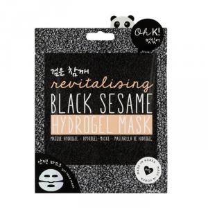 Oh K! Hydrogel Face Mask Black Sesame Revitalising