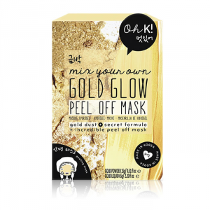 Oh K! Face Mask Gold Glow Peel Off