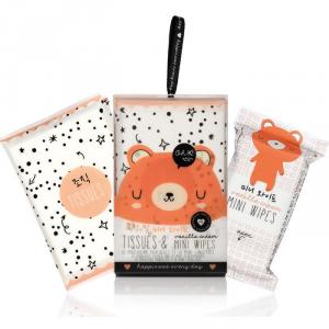 Oh K! Tussues & Mini Wipes Vainilla Cream 20 Parti