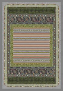 Bassetti Plaid Granfoulard 135x190 cm CERVINO v.6 regalo originale