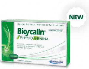 BIOSCALIN PHYSIOGENINA 60 COMPRESSE