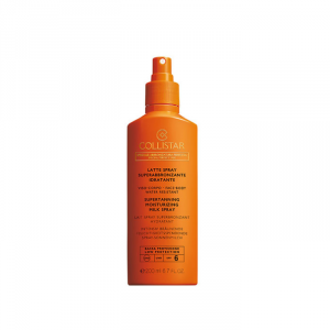 Collistar Latte Spray Superabbronzante Idratante 200ml