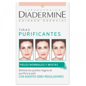 Diadermine Purifying Strips 6 Unità