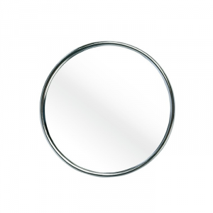 Beter Chrome Plated Suction Mirror X10 7.5cm