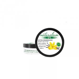 Naturalium Vainilla Extra Nourishing Body Butter 200ml