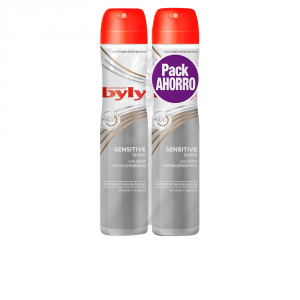 Byly Sensitive Deodorante Spray 2 x 200ml