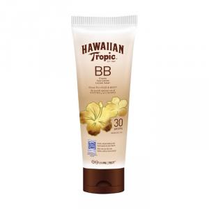 Hawaiian Tropic BB Cream Sun Lotion Face And Body Spf30 150ml
