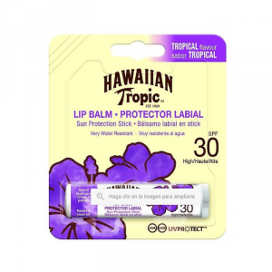 Hawaiian Tropic Lip Balm Sun Protection Stick Spf30 Water Resistant