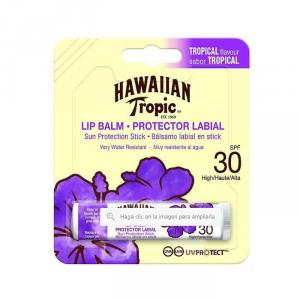 Hawaiian Tropic Lip Balm Sun Protection Stick Spf30 Water Resistant