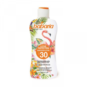 Babaria Tropical Sun Sunscreen Lotion Spf30 200ml