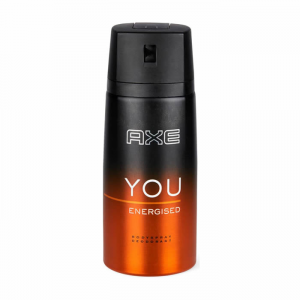 Axe You Energised Deodorante Spray 150ml