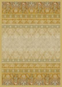 Bassetti Granfoulard MAXI Plaid GRAN PARADISO var.6 270x250 ocra