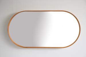 Specchio ovale