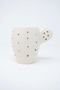 Tazza Fico d'India in Ceramica