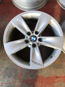 Cerchi in lega usati BMW X3 originali dm 17