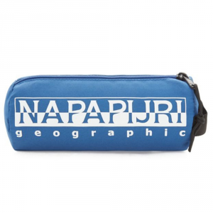 Beauty case Napapijri HAPPY PENCIL CASE 1 N0YI0I BA5 BRIGHT ROYAL