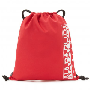 Backpack Napapijri HAPPY GYM SACK 1 N0YI0D R41 POP RED