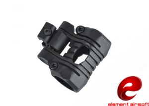 5 POSITIONS FLASHLIGHT MOUNT