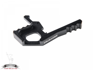 AMBIDEXTROUS TACTICAL CHARGING HANDLE LATCH BLACK