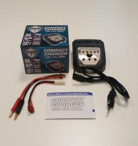 Battery Charger LiPo/ LiFe/ NiMH Black Storm