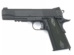 COLT 1911 Rail gun ® CO2 Black Matt