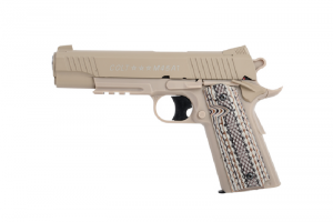 COLT M45A1 Co2 Tan fixed metal slide