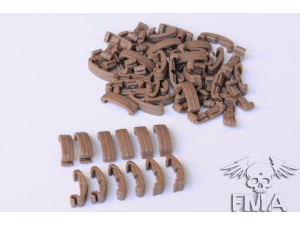 FMA Larue IndexClips, 60 Piece Set (DE)