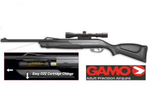 GAMO EXTREME CO2 CL.4.5  A<7,5J C.N.281