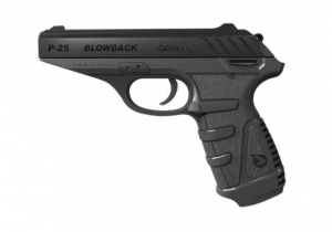 GAMO P-25 BLOWBACK A<7,5 JOULE C.N. 343 CL.4,5 CO2