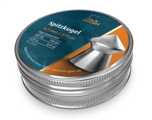H&N DIABOLO SPITZKUGEL 4.50MM - 0,56g (500)