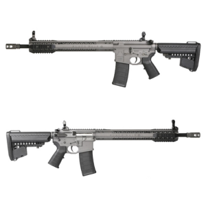 King Arms Black Rain Ordnance Rifle - GY